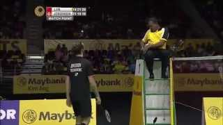 Video Jan O Jorgensen gets angry and received yellow and red card MP3, 3GP, MP4, WEBM, AVI, FLV Agustus 2018