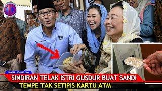 Video Tel4k!! Sindiran Istri Gus Dur Buat Sandi: Tempe Tak Setipis Kartu ATM! MP3, 3GP, MP4, WEBM, AVI, FLV September 2018
