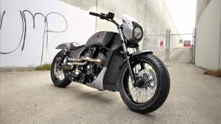 10. Victory Motorcycle Combustion Concept
