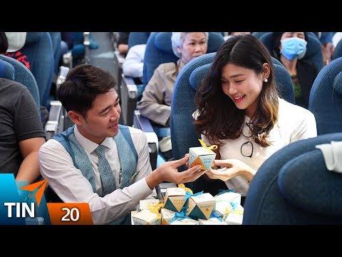 TIN MÁY BAY #20: Chuyến bay đặc biệt ngày Quốc tế Phụ nữ 8-3 | Yêu Máy Bay - Thời lượng: 2 phút, 25 giây.