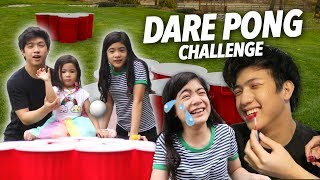 Video Dare Pong Challenge (Epic Dares!) | Ranz and Niana MP3, 3GP, MP4, WEBM, AVI, FLV Mei 2019