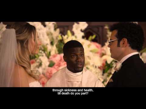 The Wedding Ringer Clip (Kevin Hart & Josh Gad) - 'Wedding Scene'