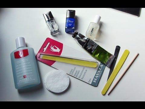beaute Comment je soigne mes ongles et mes cuticules maquillage