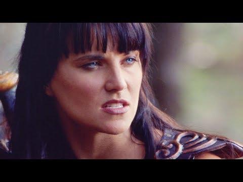 "20 Years a Warrior Princess - ""Xena"" music video"