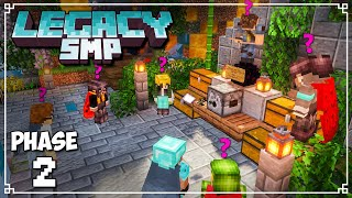 Legacy SMP - BIG CHANGES on the SERVER (Minecraft 1.16 Survival Multiplayer)