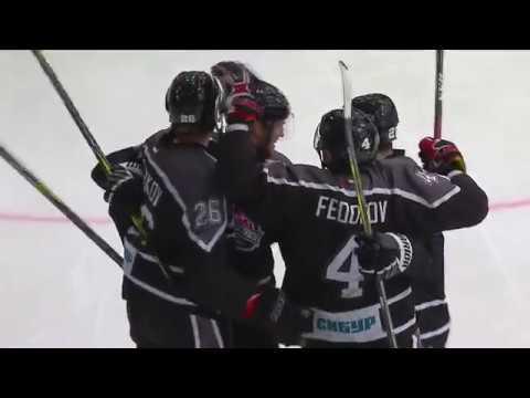 15 ноября. Чемпионат ВХЛ. ХК «Рубин» - «Югра» - 3:1