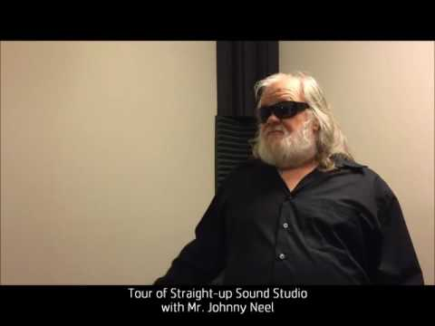 Straight up Sound Studio Tour with Johnny Neel