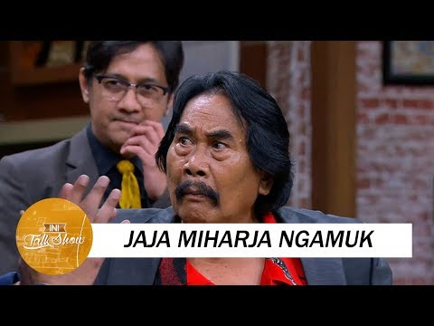 Andre & Sule Kalang Kabut Menenangkan Jaja Miharja Ngamuk