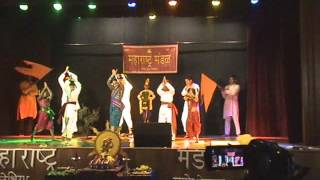 Dindi - performed by Ira, Shalvi, Chaitanya, Sakshi, Devraj, Parth, Omkar, Anish & Mihir.