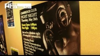 Cambridge Fight Night 2016 at The Adelaide Club by Fight Network