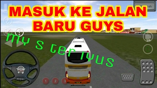 Download Video Masuk Jalan Rahasia|BUSSID TUTORIAL MP3 3GP MP4