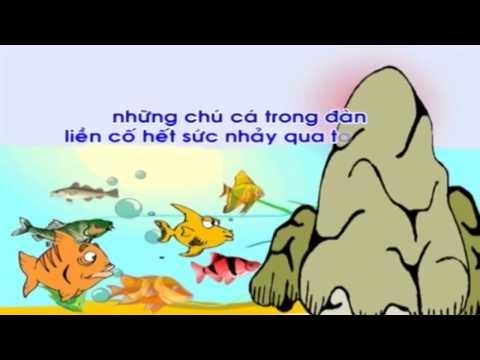Mèo kể truyện Cổ tích - Cá Chép hóa Rồng