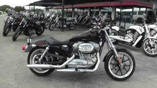 1. 433601 - 2012 Harley Davidson Sportster 883 SuperLow XL883L - Used motorcycles for sale