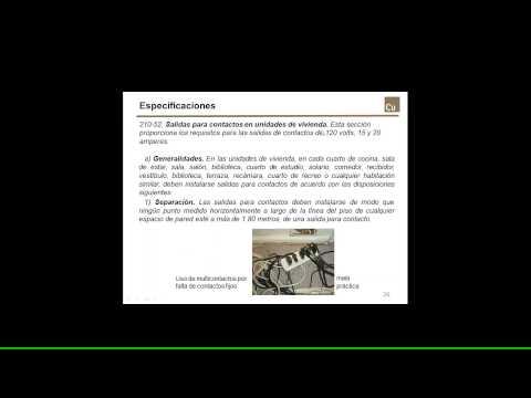 Webinar Instalacion Electrica en Vivienda 07jul2015