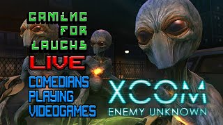 My first Twitch with a webcam. I try the challenge of Iron man Mode on XCOM....and I don't do too badly...