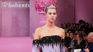 Alexis Mabille Couture Spring/Summer 2013 Runway Show | Paris Couture Fashion Week | FashionTV