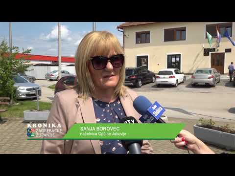 LokalnaHrvatska.hr Zagrebačka županija KRONIKA ZAGREBAcKE zUPANIJE 26-04-2018 (emisija 408)