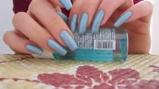 ASMR: Tapping And Scratching With My Long Natural Nails - Dani 89 (video 34)
