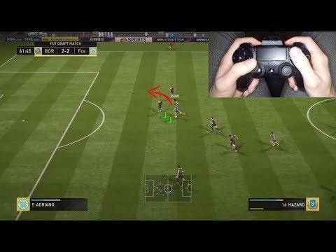 THE ONLY SKILL MOVES YOU NEED TO KNOW IN FIFA 18 - EASY TUTORIAL