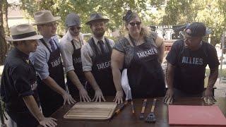 Texas Showdown: Local Band vs. Legendary Austin Chef | Tailgate U by Tastemade