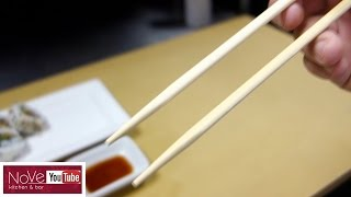 Chopsticks 101 - How To Master Using Them by Diaries of a Master Sushi Chef
