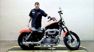 10. 2009 Harley-Davidson XL 1200N Sportster® 1200 Nightster®