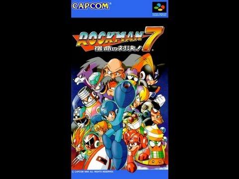 Megaman 3 - Snake Man(MM7 Remake)