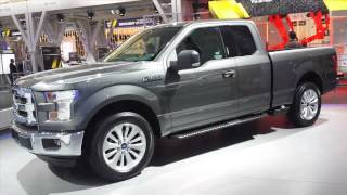 2015 ford f150 colors