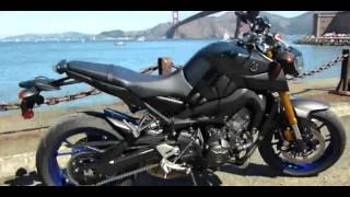3. 2014 Yamaha Fz-09