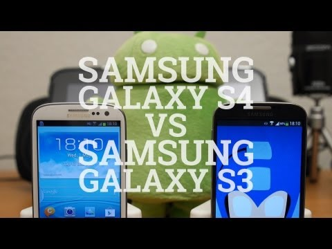 Galaxy S3 - It's Samsung's past up against Samsung's present. Josh brings you the Galaxy S4 vs the Galaxy S3. Is is worth upgrading to the Galaxy S4? Let us know in the ...