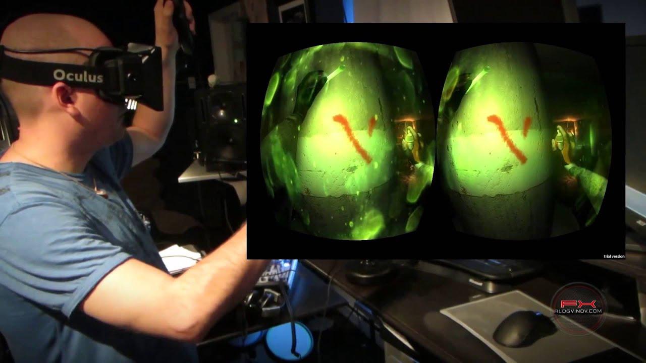 Все об Oculus Rift
