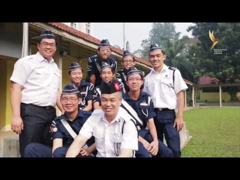 Singapore Youth Award 2013 Medal Of Commendation - The Boys' Brigade Share-a-Gift (BBSG)