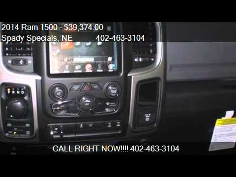 2014 Ram 1500 SLT - for sale in HASTINGS, NE 68901