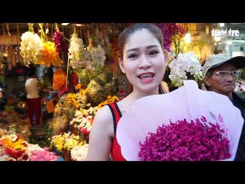 8-3: hoa hồng Đà Lạt tăng giá hàng chục lần ngày thường - Thời lượng: 2 phút, 8 giây.
