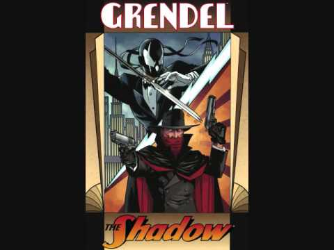 Grendal vs The Shadow comic announced