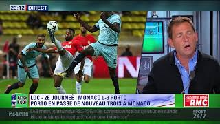Video After Foot du mardi 26/09 – Partie 2/4 - Débrief du Monaco/Porto (0-3) MP3, 3GP, MP4, WEBM, AVI, FLV Oktober 2017