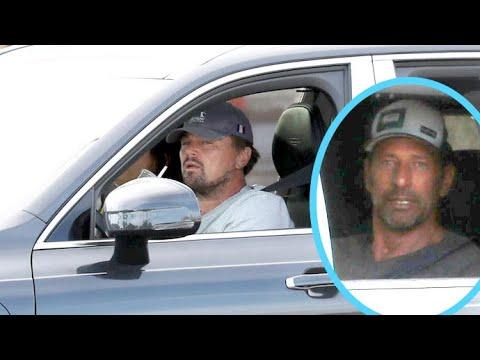 Leonardo DiCaprio Treats Girlfriend Camila Morrone's Dad To Lunch In Malibu