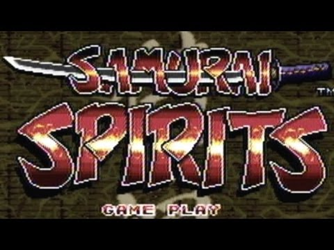 NINTENDO SUPER FAMICOM (SFC) - Samurai Spirits - CIB -