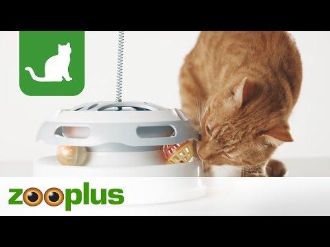 carrousel flashlight jouet pour chat zooplus. Black Bedroom Furniture Sets. Home Design Ideas
