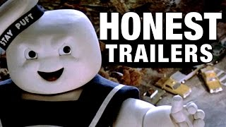 Ghostbusters - Honest Trailers