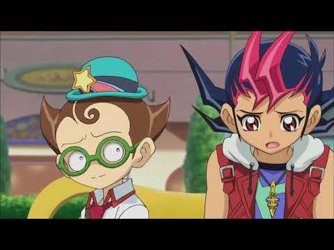 Yu-Gi-Oh! ZEXAL- Season 1 Episode 05- Flipping Out: Part 1