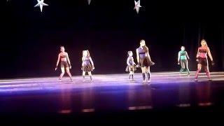Apresentação Jazz - Samara - Atelie da Dança - 2015