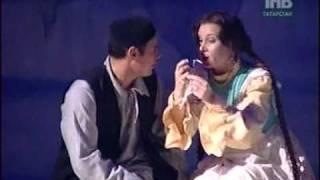 Татарский спектакль Сүнгән йолдызлар (Угасшие звезды) 2ч