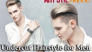 Video Undercut Hairstyle for Men MP3, 3GP, MP4, WEBM, AVI, FLV Desember 2018