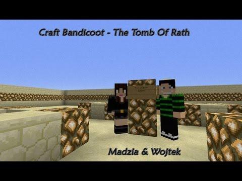 Craft Bandicoot - The Tomb Of Rath