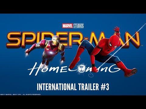 หนังใหม่ SpiderMan Homecoming ตัวอย่างที่ 3 Official Trailer ซับไทย,SM34uJLlUyM,หนังใหม่,หนังเข้าโรง