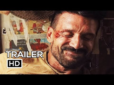 POINT BLANK Official Trailer (2019) Frank Grillo, Anthony Mackie Netflix Movie HD