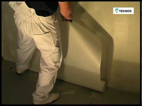 Jak i czym malować wilgotne pomieszczenia