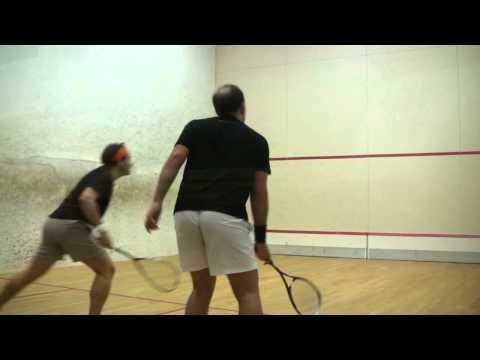Deporte Navarro. Campeonato de España de Squash de Segunda Categoria