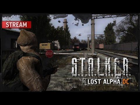 S.T.A.L.K.E.R.: Lost Alpha DC [Stream 2]